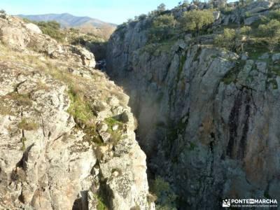 Desfiladero de la Risca [Valdeprados]parque natural redes nacedero urederra vacaciones en agosto